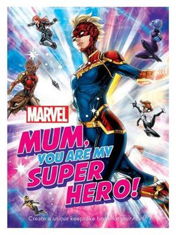 Mum You Are My Super Hero! (Marvel)