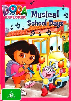 Dora the Explorer: Musical School Days