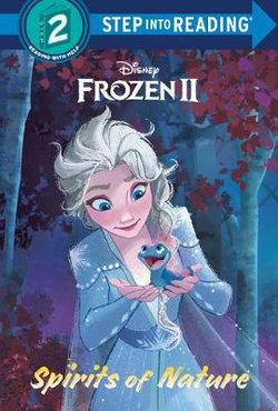 Frozen 2 Deluxe Step into Reading #2 (Disney Frozen 2)
