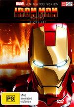 Iron Man (2010) (Marvel Animated Series)
