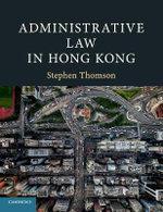 Administrative Law in Hong Kong