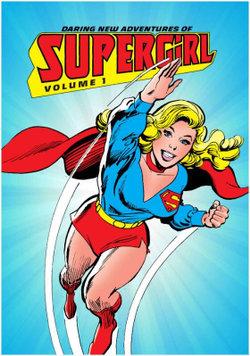 Daring Adventures of Supergirl