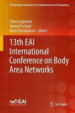 13th EAI International Conference on Body Area Networks