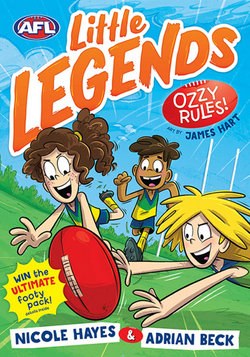 AFL Little Legends : Ozzy Rules!