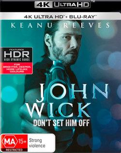 John Wick (4K UHD/Blu-ray)