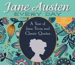 Jane Austen Every Day 2020 Daily Calendar