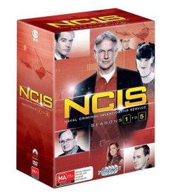 NCIS : Seasons 1 - 5