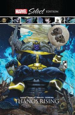 Thanos Rising Marvel Select