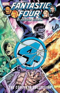 Fantastic Four by Jonathan Hickman: the Complete Collection Vol. 2