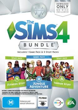 The Sims 4 Bundle 6 (DLC)