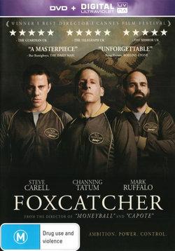 Foxcatcher (DVD/UV)