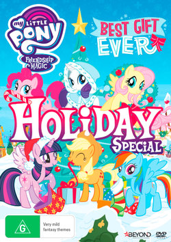 My Little Pony: Friendship is Magic - Best Gift Ever: Holiday Special