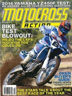 MOTOCROSS ACTION (US) - 12 Month Subscription