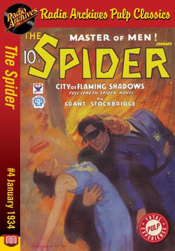 The Spider eBook #4