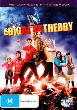The Big Bang Theory: Season 5 (3 Discs)