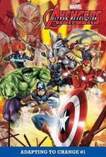 Avengers Ultron Revolution 1