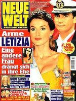 Neue Welt (German) - 12 Month Subscription