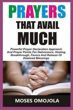 Powerful Prayer Declarations Pdf