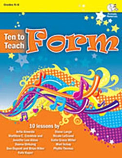 Ten to Teach Form