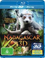 Madagascar 3D (2011) (3D Blu-ray/Blu-ray)
