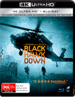 Black Hawk Down (4K UHD/Blu-ray)