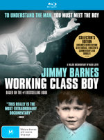 Jimmy Barnes: Working Class Boy (Collector's Edition)