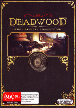 Deadwood: The Ultimate Collection (Seasons 1 - 3)