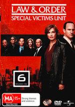 Law & Order: Special Victims Unit - Season 6