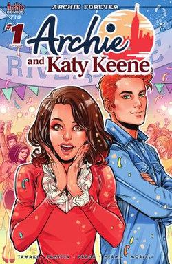 Archie (2015-) #710 (Archie & Katy Keene #1)