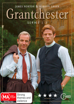 Grantchester: Series 1 - 3