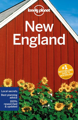 Lonely Planet: New England
