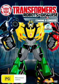 Transformers: Robots in Disguise - Combine & Conquer