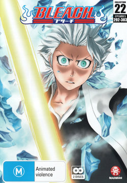 Bleach: Collection 22 (Eps 292-303)