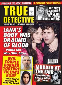 TRUE DETECTIVE (UK) - 12 Month Subscription