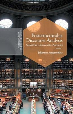 Poststructuralist Discourse Analysis
