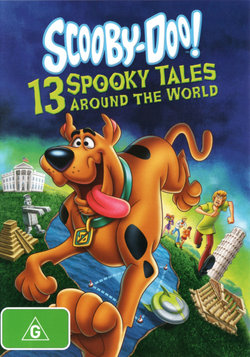 Scooby-Doo!: 13 Spooky Tales - Around the World