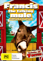 Francis the Talking Mule: Complete Collection (Includes All 7 Movies)