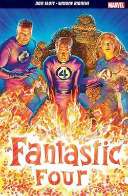 Fantastic Four Vol. 1: Fourever