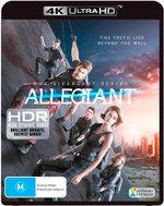 Allegiant (The Divergent Series) (4K UHD)