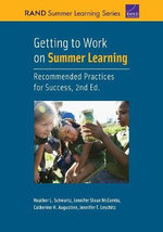 Getting to Work on Summer Learning