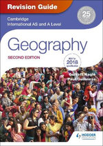 Cambridge International AS/a Level Geography Revision Guide 2nd Edition