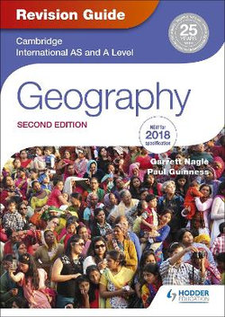 Cambridge International AS/a Level Geography Revision Guide 2nd E