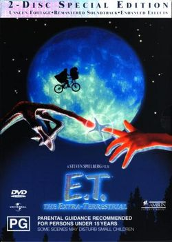 E.T. The Extra-Terrestrial (2 Disc 20th Anniversary Special Edition)