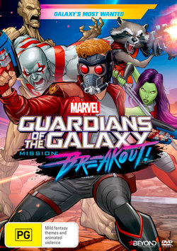 Guardians of the Galaxy (2015): Mission: Breakout! - Galaxy's Most Wanted