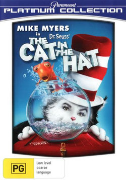 The Cat in the Hat (Dr Seuss') (2003) (Platinum Collection)