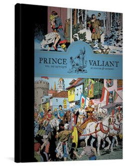 Prince Valiant, 1975-1976