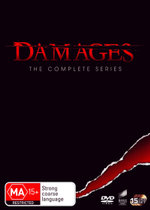 Damages: The Complete Series (Seasons 1 - 5)