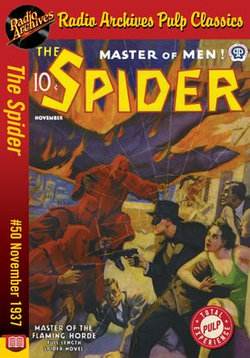 The Spider eBook #50