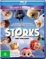 Storks (Blu-ray/UV)