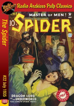 The Spider eBook #22